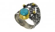 Сребърен пръстен ipR1-1