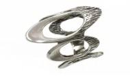 Сребърен пръстен cR568