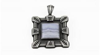 Сребърен медальон AgSM2