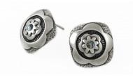 Сребърни обеци E80