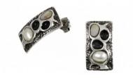 Сребърни обеци E98
